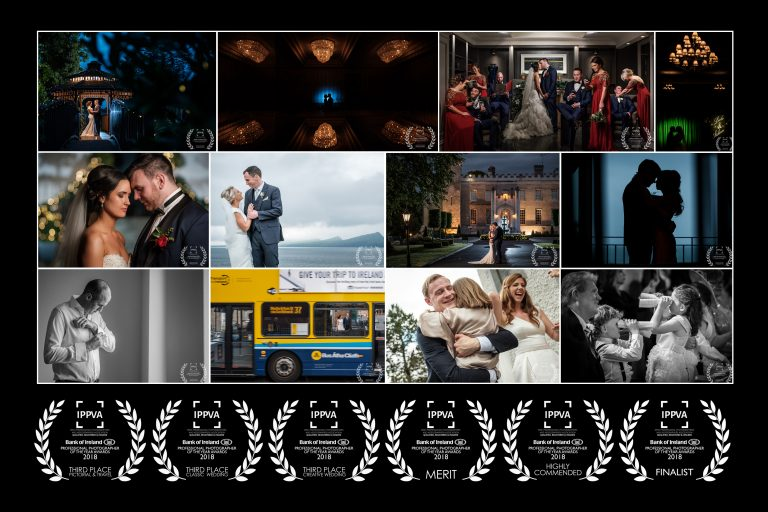 Award winning wedding photographer Ireland